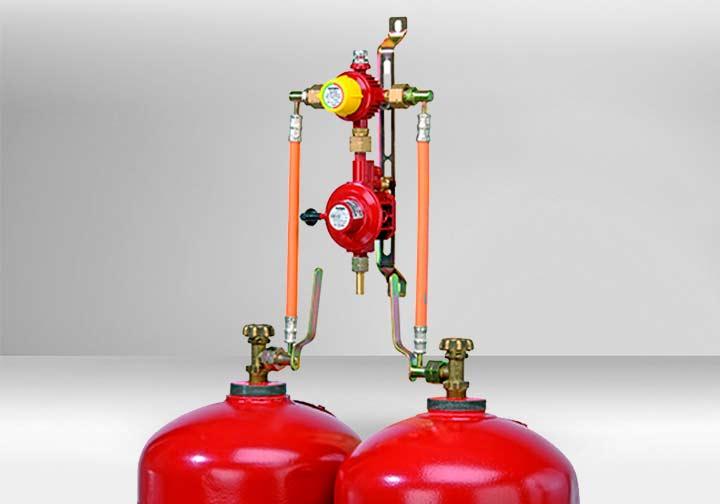Арматура для сжиженного газа