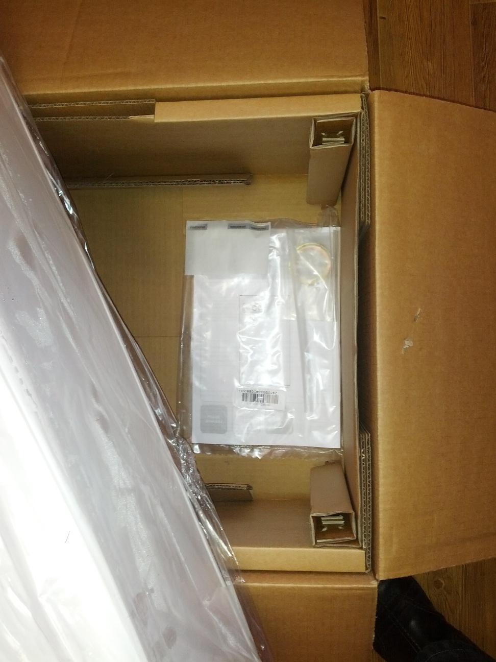 Инструкция в упаковке Beretta CITY 24 CSI