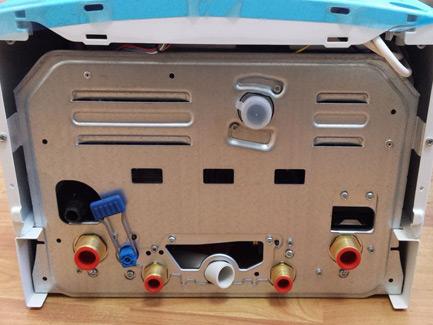 двухконтурный газовый котел бош газ 6000 инструкция