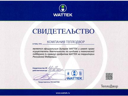 Официальный магазин Wattek