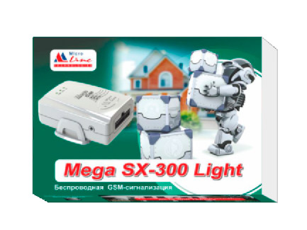 Mega SX-300 Light