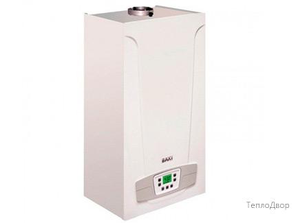 Купить котел газовый настенный Baxi ECO Four 24 по низкой цене с доставкой, характеристики, описание