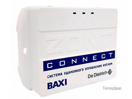 Zont Connect для Baxi