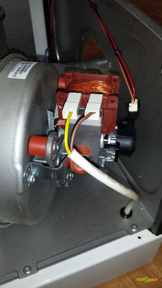 Вентилятор Bosch WBN 6000 24C