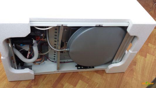 Тыльная сторона котла Bosch WBN 6000-24C